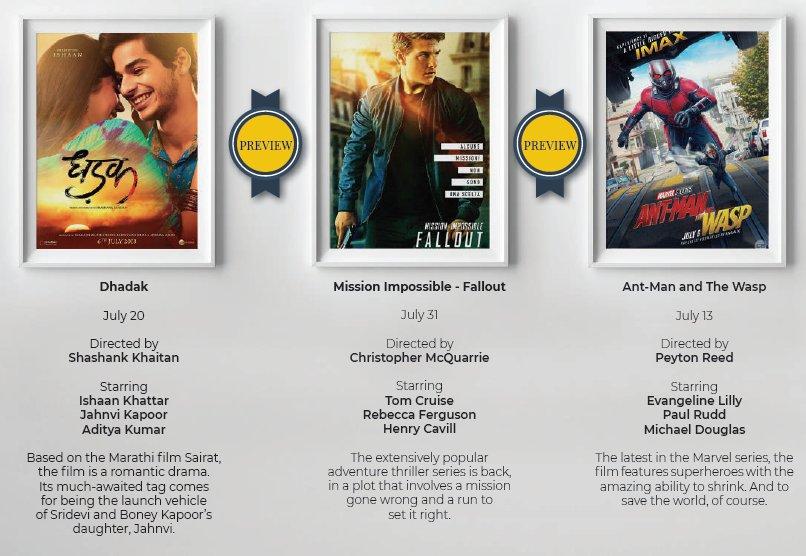 Movies - June 2018 1