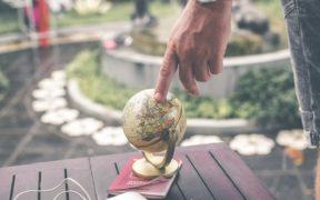 Around The Globe - Aug 2019